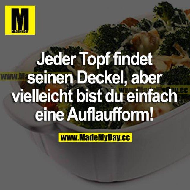 Topf Passt Deckel Ein Auf Jeden society