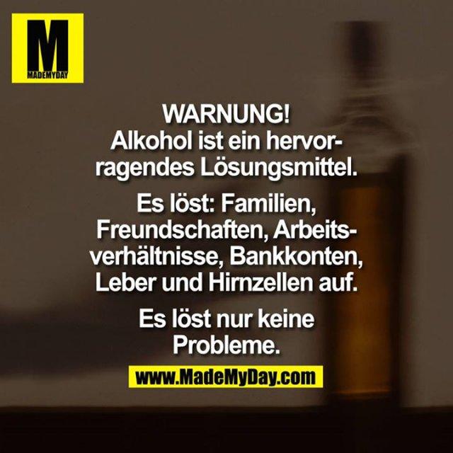 Tschmt und des Alkoholismus