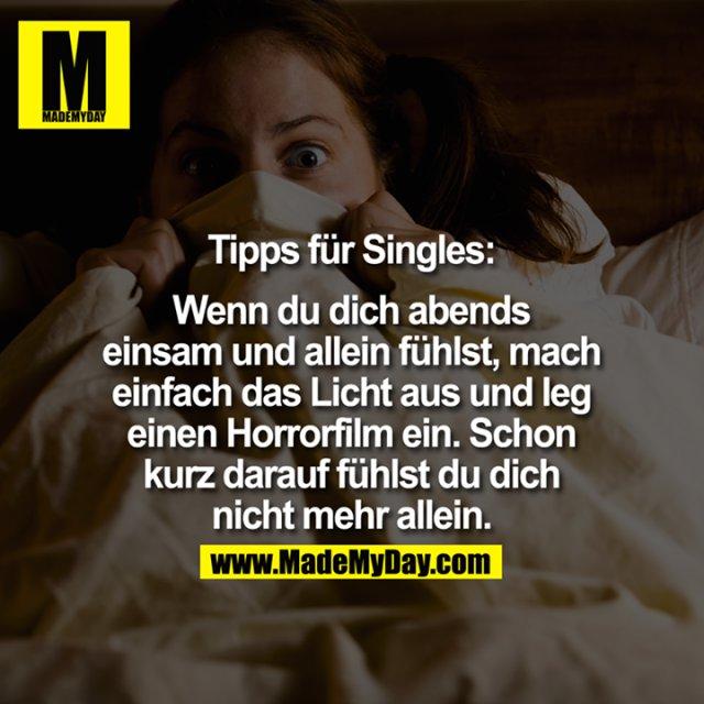 Single frauen einsam