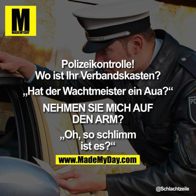 Polizisten Sprüche
