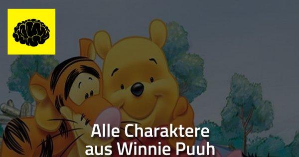 Winnie Pooh Psychische Störungen